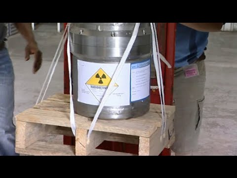 #2 Packaging of Radioactive Material for Transport