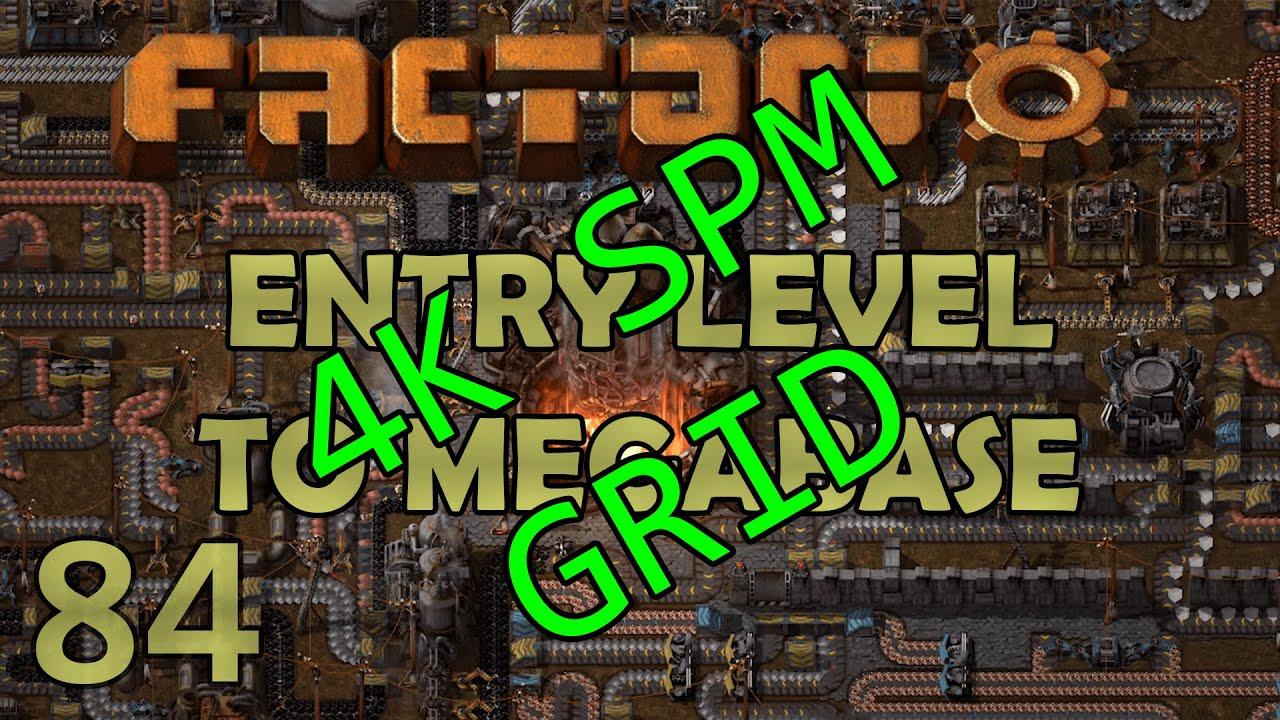Download MASSIVE STEEL SETUP! - Factorio 0.18 - Entry Level to Megabase - Tutorial Let's Play - Ep 84