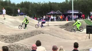 Erik Peters Kwartfinale TC 4 Kampen 2015