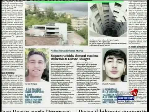 LazioTV  RASSEGNA STAMPA PROVINCE 24 05 19