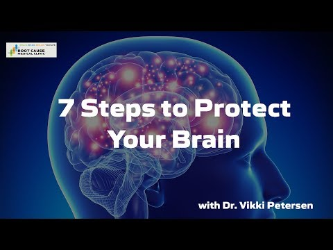 7 Steps to Protect Your Brain