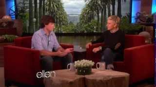 Jake Foushee on Ellen