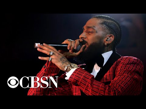 Rapper Nipsey Hussle killed in shooting outside his L.A. store Mp3