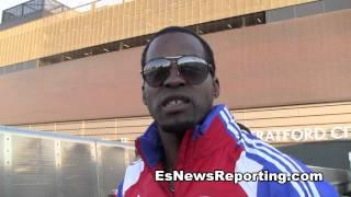 Yasniel Toledo Cuban Boxing Superstar London 2012 - Invade London