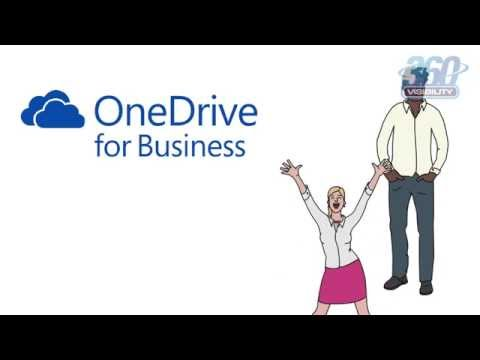 What is Microsoft OneDrive for Business? - 360 Visibility