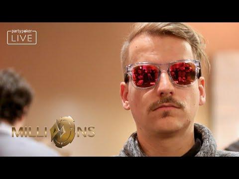 HIGHLIGHTS €25K Super High Roller #1 | MILLIONS Barcelona 2018