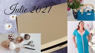 UNBOXING - Cutia cu Surprize Iulie 2021- Vio si Clau