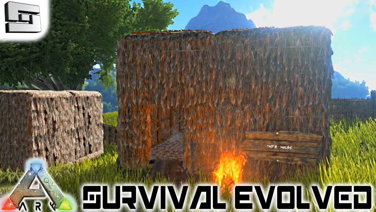 ARK: Survival Evolved - EASY XP AND HOUSE BUILDING! E4 ( Gameplay ...