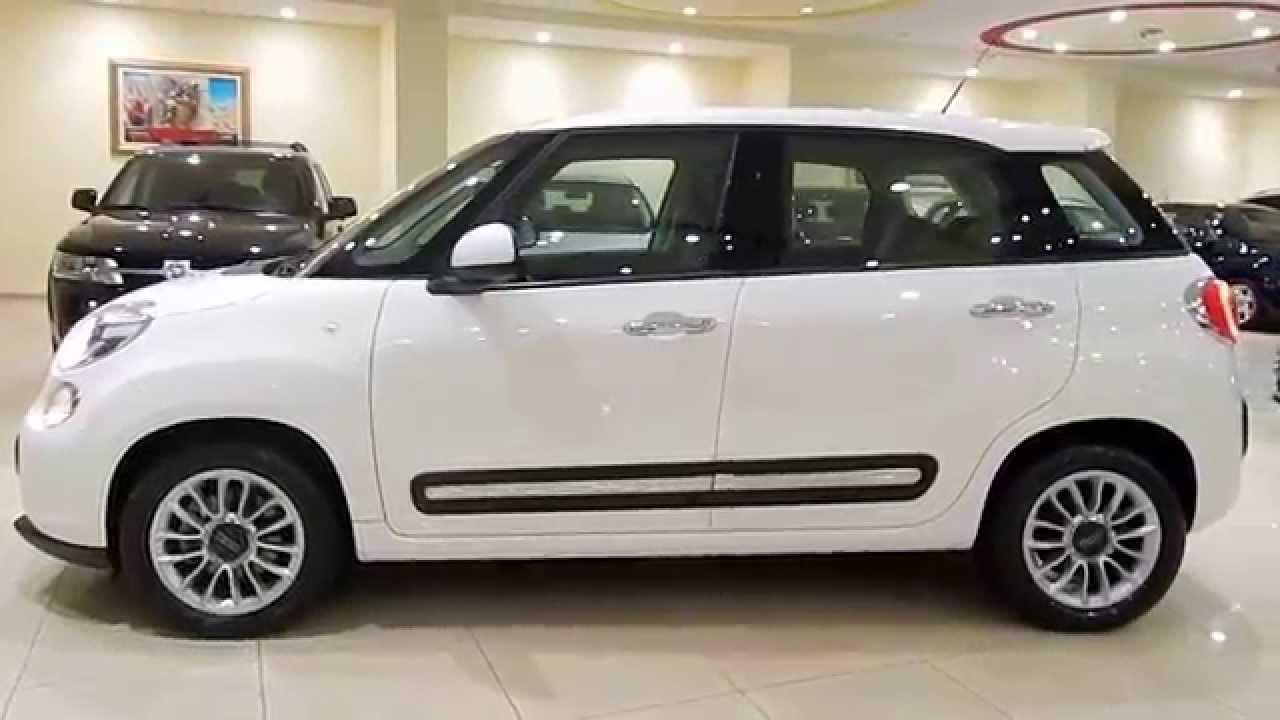 Fiat 500 Pop >> FIAT 500L 1.3 MJT 85cv POPSTAR Anno 2014 USATA SEMESTRALE AZIENDALE MATERA BARI - YouTube