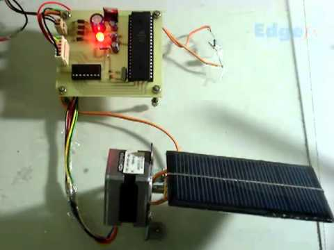 Sun Tracking Solar Panel   Solar Based Project   Solar based Projects