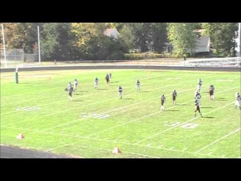 Saginaw, MI. Reggie Williams Middle School Football