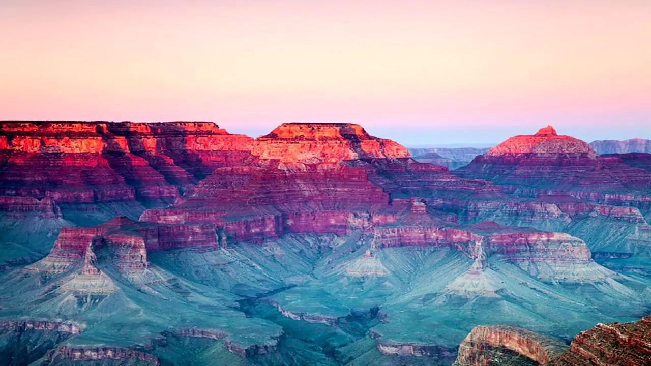 Красивые места #1 - Гранд-каньон, США: Большой Каньон - лучшие места