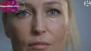 Gillian Anderson's self-portrait | Self-portraits