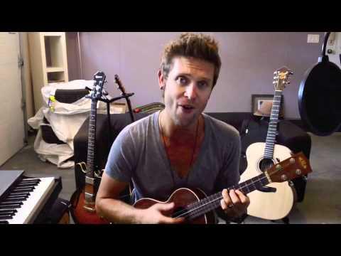 Plain White Ts - Rhythm of Love - Acoustic Cover - Andrew Allen