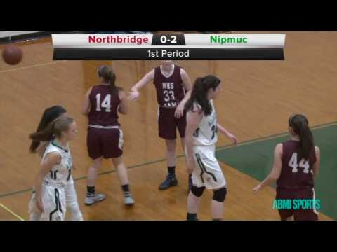 Nipmuc Basketball Girls vs Northbridge 4430