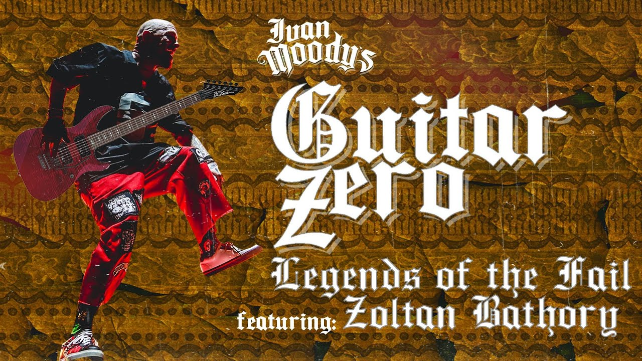 Guitar Zero: Legends Of The Fail Episode 9 Five Finger Death Punch