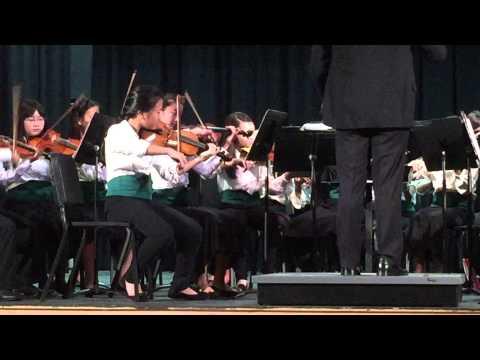 Carmel Valley Middle School Winter Concert--Dvorak Symphony #9