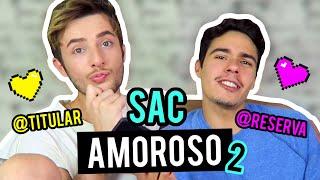 ME APAIXONEI POR UM HETERO - SAC AMOROSO 2 ft Gabriel | Maicon Tudo