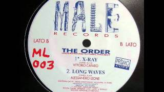 Alessandro Leone aka The45dj X-Ray The Order Male Productions 1992.wmv