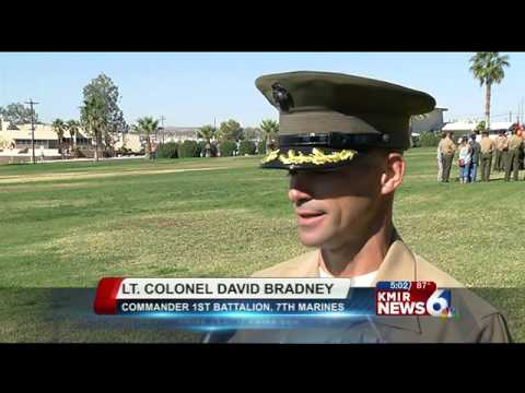 Remembrance Ceremony To Honor Six Fallen Marines
