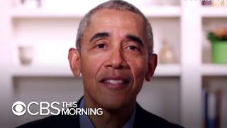 "Trump Calls Obama ""incompetent"" After Former President Criticizes Coronavirus Response"