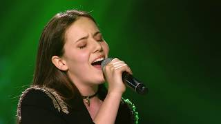 Oona - 'Spirits' | Sing-off | The Voice Kids | VTM