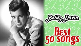 Bobby Darin - Best 50 songs - Music Legends Book