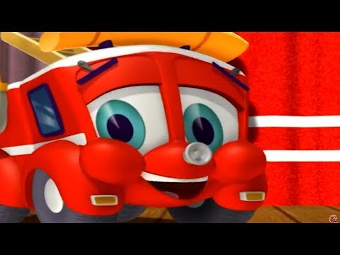 Finley The Fire Engine |  Fire Drilled | Full Episode | Cartoons For Kids 🚒