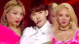 《EXCITING》 Triple T(조권 효연 민) - Born to be wild @인기가요 Inkigayo 20160828