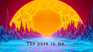 The Pure In Me. (lyric Video) By Graham Othen
