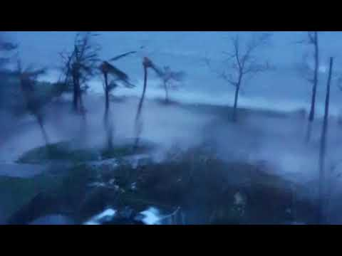 More Super Typhoon Yutu footage from our neighbors in the CNMI
