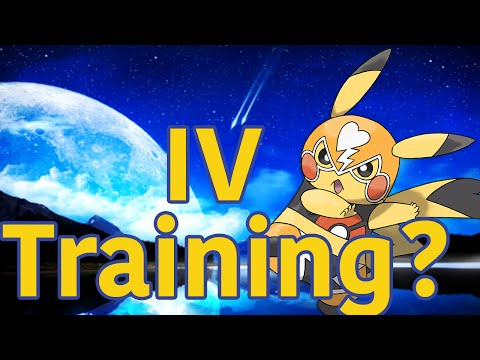 IV Training in Pokemon Sun/Moon!?