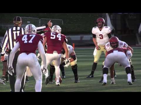 2015 Harvard Football Highlights