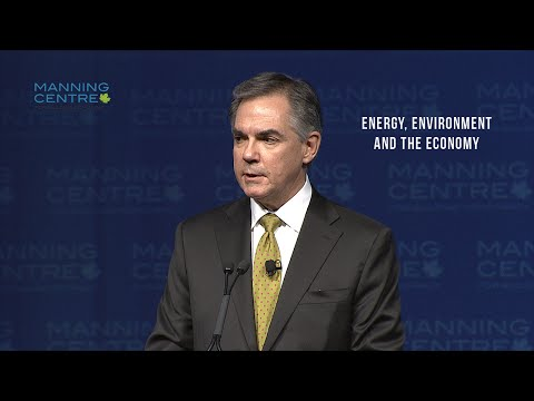 2015 Manning Networking Conference: Jim Prentice