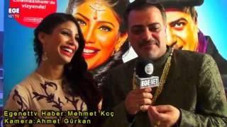 Bir Baba Hindu Film'inin  Başrol oyuncularıyla Egenettv için yapılan özel röportaj.
