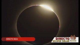 EN DIRECTO ECLIPSE SOLAR TOTAL Video de la retransmisión en directo