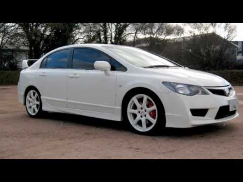 Honda Civic Type-R FD2 - Interior - Walkround - VTEC Indicator