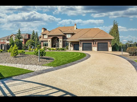 16 Windermere Drive SW, Edmonton, AB - Sotheby's International Realty Canada