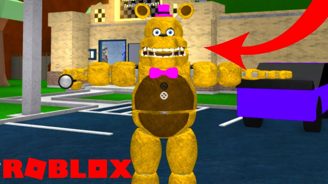 Finding All Secret Animatronics In Roblox Fredbear And Friends The How To Unlock Breadbear Sc 9 In Roblox Fredbear And Friends Family Restaurant Roblox Gaming Let S Play Index