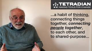 Enterprise-architecture as a way of life - Episode 54, Tetradian on Architectures