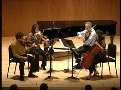 String Quartet for the 21st Century, Mvmts #1 & 2