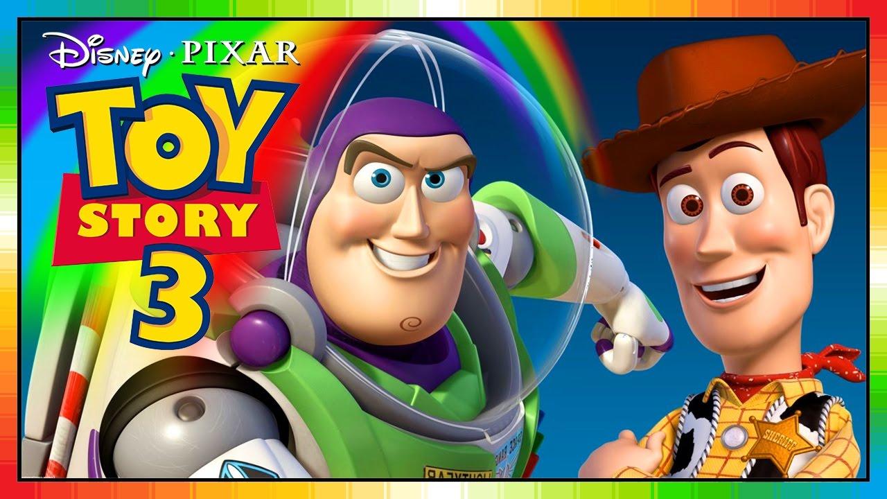 Toy Story 3 Disney Pixar Deutsch 1 V 4 Woody