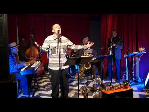 THE BOBBY THOMAS BUTTERFLY BAND: Live @ The Windup Space, Baltimore, 1/15/17, (Part 2)