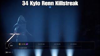 32 Kylo Renn Killstreak - Star Wars Battlefront ll