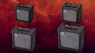 CUBE-80XL Guitar Amplifiers Overview