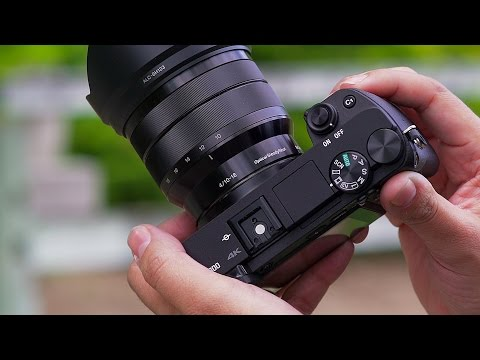 Sony a6300 Mini Review - Best 4K Camera Under $1000!