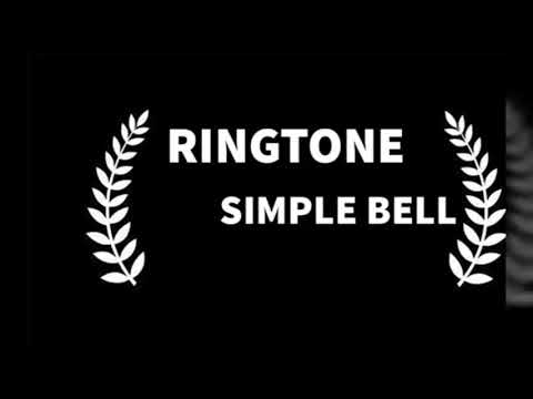 SIMPLE BELL RINGTONE IPHONE XE