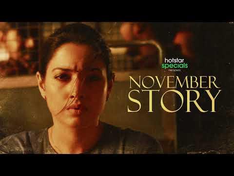 November Story | Teaser | Tamannaah | Indhra Subramanian