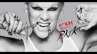 【歌詞・和訳】 Pink - Fuckin' Perfect