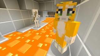 Minecraft Xbox - No HUD Challenge - Part 2